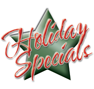 Holiday Specials List | Barbecue Catering